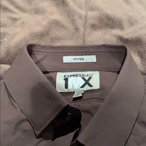 Express Shirts - Express men's dress shirt (fitted)